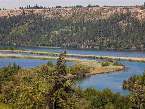 Waterfront Views Coeurd'alene : Harrison : Kootenai County : Idaho