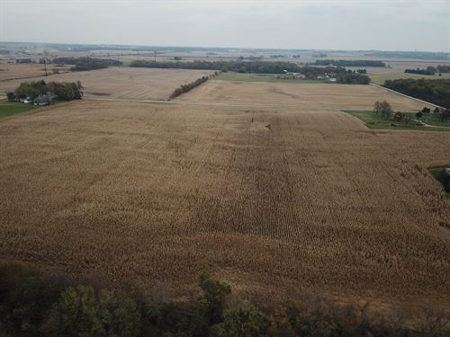 18 + Acres Build-Able County Lot : Hampshire : Kane County : Illinois