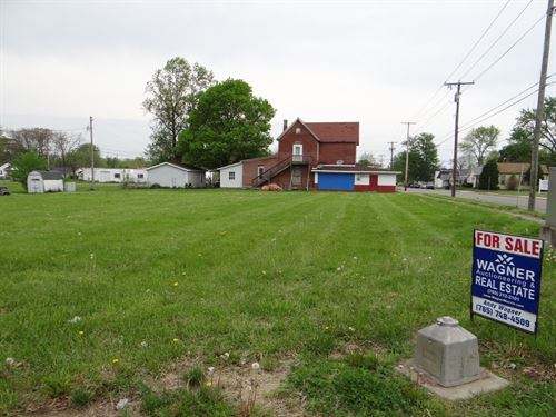 Building Site For Sale Muncie, IN : Muncie : Delaware County : Indiana