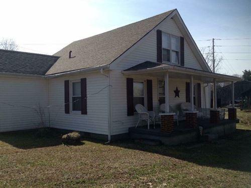 Country Home Acreage Cumberland : Burkesville : Cumberland County : Kentucky