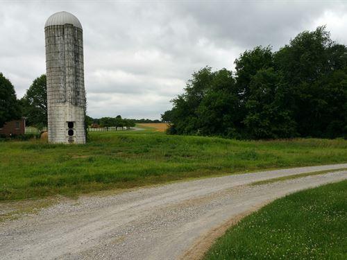 Prime Residential Development Land : Franklin : Simpson County : Kentucky