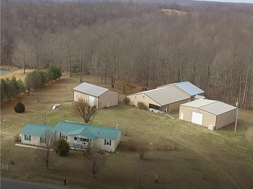 Price Reduced, Home, Garage 3 lg : Liberty : Casey County : Kentucky