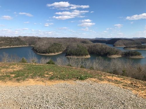 Building Lot Views Lake Cumberland : Monticello : Wayne County : Kentucky