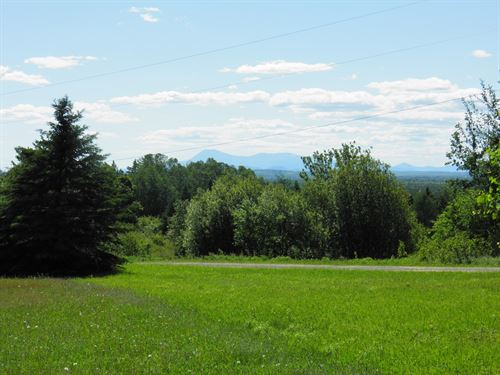 Maine Land For Sale in Crystal : Crystal : Aroostook County : Maine