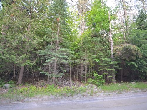 Maine Land For Sale in Enfield : Enfield : Penobscot County : Maine
