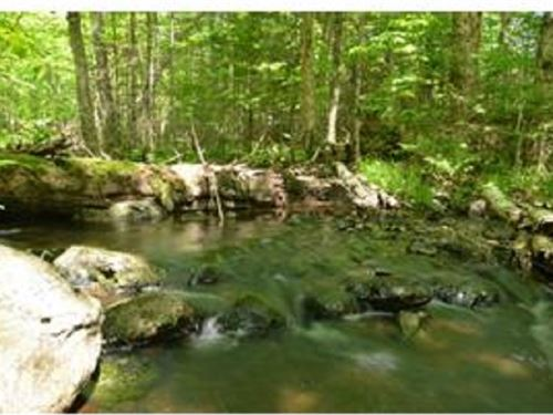 Maine Land For Sale in Island Falls : Island Falls : Aroostook County : Maine