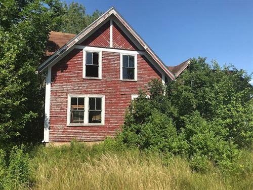 Historic Home, Lubec, Maine : Lubec : Washington County : Maine
