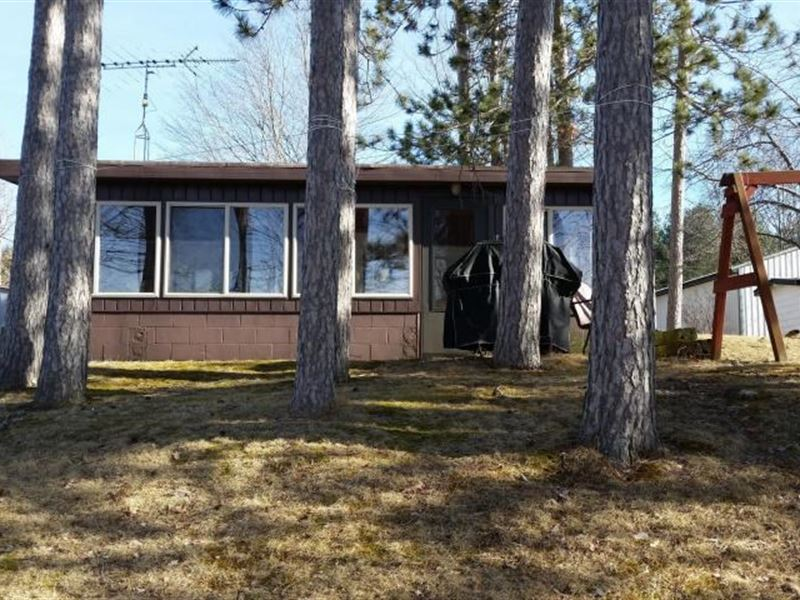 Lakefront Cottage Townline Lake Lot For Sale In Barryton Mecosta County Michigan 170841