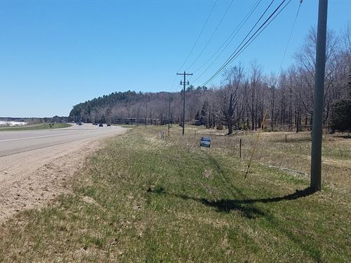 Commercial Parcel Stunning Views : Marquette : Michigan