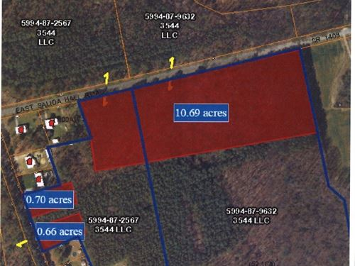Building Lot Ahoskie, North : Ahoskie : Hertford County : North Carolina