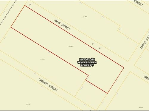 Vacant Lot In Ahoskie, Nc : Ahoskie : Hertford County : North Carolina