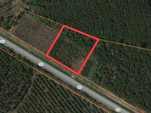 Residential Lot Bertie County, NC : Aulander : Bertie County : North Carolina