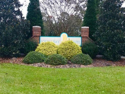 Water Access Lot Beaufort County : Belhaven : Beaufort County : North Carolina
