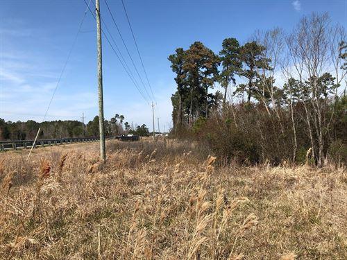 Beaufort County Lot, Belhaven NC : Belhaven : Beaufort County : North Carolina