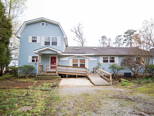 Waterfront Living, Edenton NC : Edenton : Chowan County : North Carolina