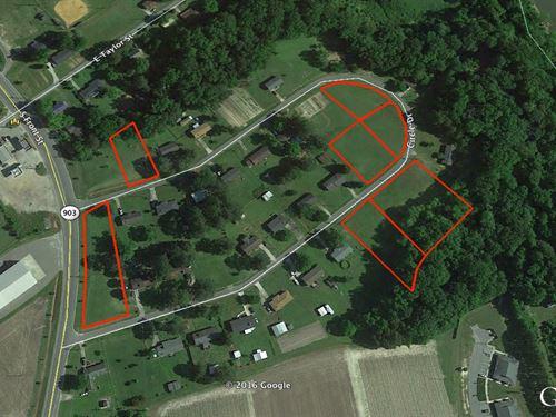 Investment Oppurtunity/Residential : Hamilton : Martin County : North Carolina