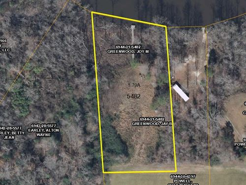Waterfront Building Lot : Harrellsville : Hertford County : North Carolina