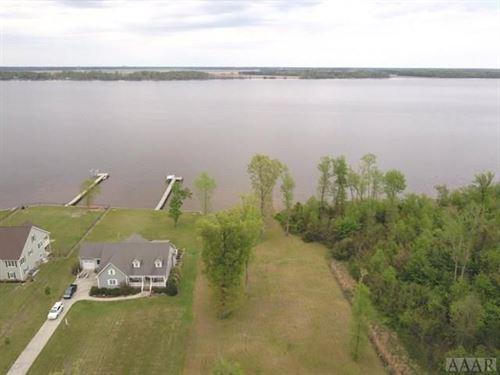 Riverfront Property : Hertford : Perquimans County : North Carolina