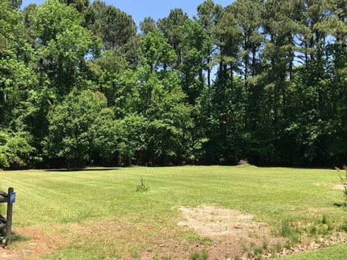 Water View Lot on Albemarle Sound : Hertford : Perquimans County : North Carolina