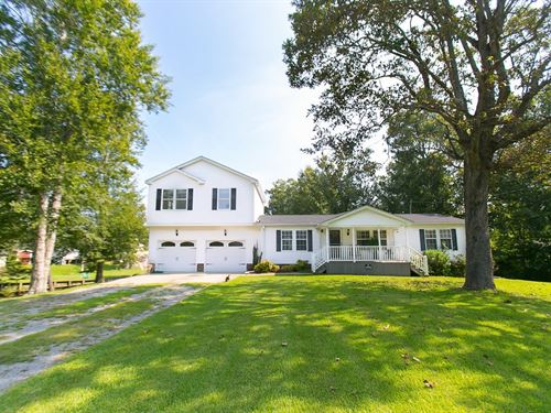 Water Front Home-No Flood Insurance : Hertford : Perquimans County : North Carolina