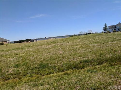 Waterfront Bldg Lot,Cleared Ready : Hertford : Perquimans County : North Carolina