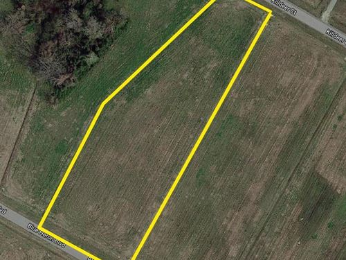 Cleared, Buildable 2.29 Acre Lot : Hertford : Perquimans County : North Carolina