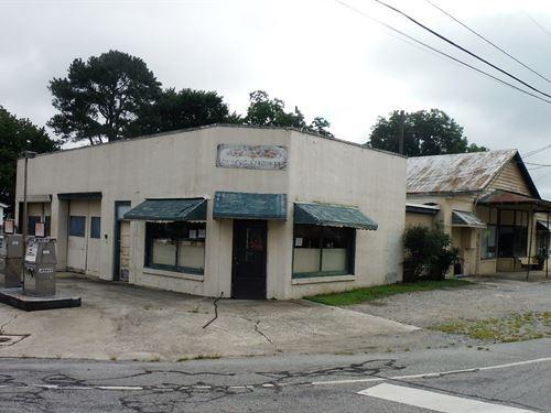 Country Store : Lasker : Northampton County : North Carolina