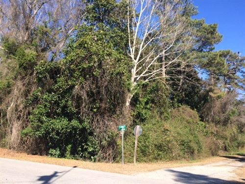 Residential Lot Town, Magnolia : Magnolia : Duplin County : North Carolina