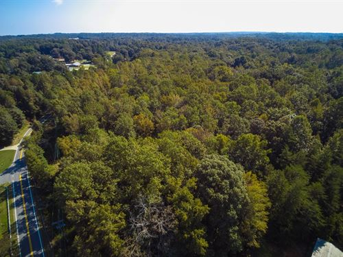 Land For Sale in Mint Hill, NC : Mint Hill : Mecklenburg County : North Carolina