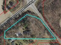 Great Potential Commercial Location : Mount Airy : Surry County : North Carolina