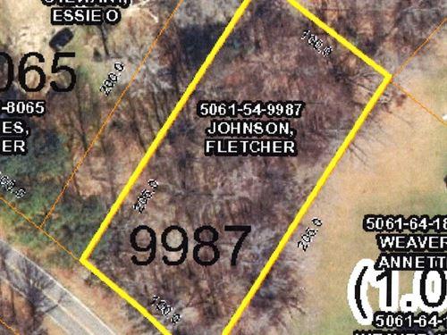 Buildable Lot-Hertford County : Murfreesboro : Hertford County : North Carolina