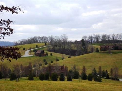 Piney Creek, Nc, Mountain Land : Piney Creek : Alleghany County : North Carolina