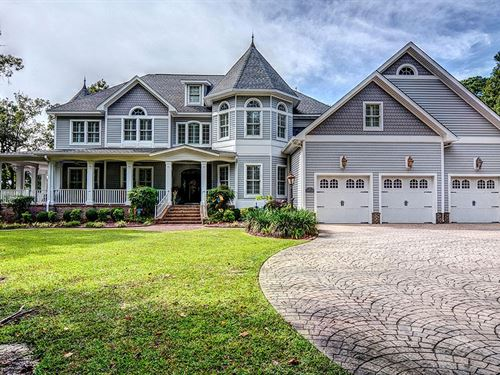 Icww Access Coastal NC Home : Sneads Ferry : Onslow County : North Carolina