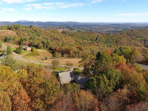 Fabulous Home Just Off Blue Ridge : Sparta : Alleghany County : North Carolina