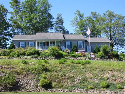 Ranch Style Home Blue Ridge : Sparta : Alleghany County : North Carolina