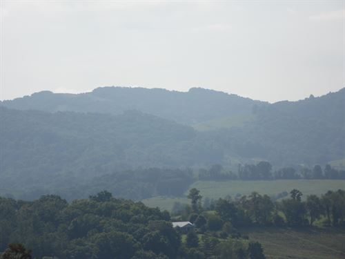 Lot Spectacular Long Range Mountain : Sparta : Alleghany County : North Carolina