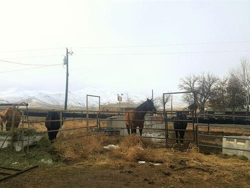 5980 US Hwy 95 : Winnemucca : Humboldt County : Nevada