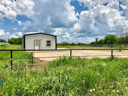 Commercial Location 3 Acres Off : Ardmore : Carter County : Oklahoma