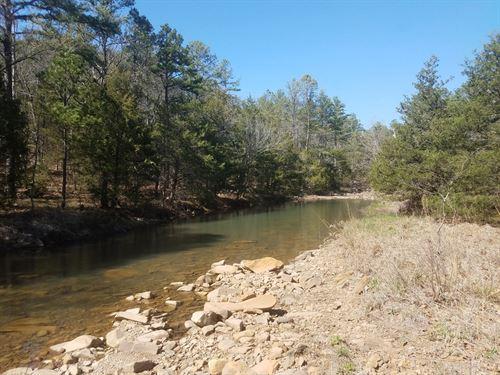 5 Acres Of Kiamichi Wilderness : Moyers : Pushmataha County : Oklahoma