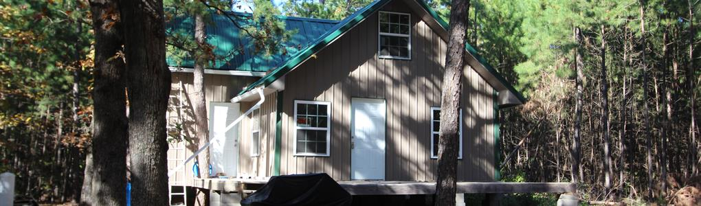 Mountain Cabin Property Pushmataha : Moyers : Pushmataha County : Oklahoma