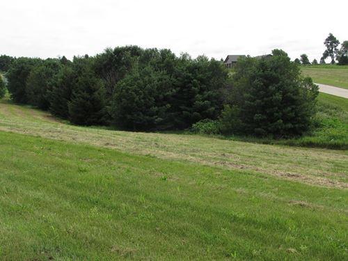 Lot 43.599 Acres Golf Course Access : Viroqua : Vernon County : Wisconsin