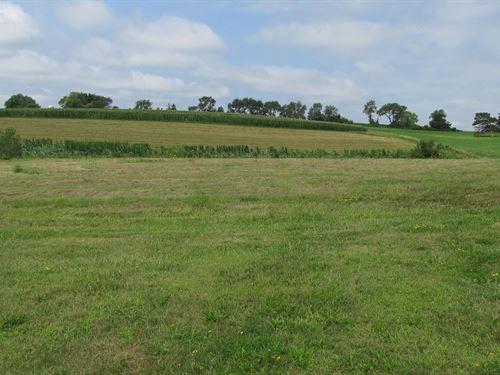 Lot 14.733 Acres Golf Course Access : Viroqua : Vernon County : Wisconsin