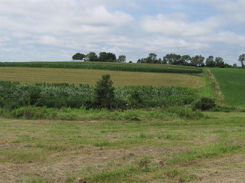 Lot 12.507 Acres Golf Course Access : Viroqua : Vernon County : Wisconsin