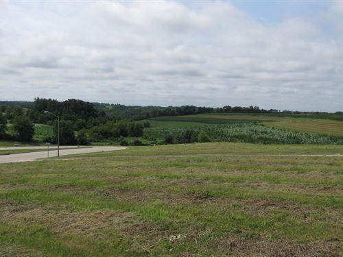 Lot 8.415 Acres Golf Course Access : Viroqua : Vernon County : Wisconsin