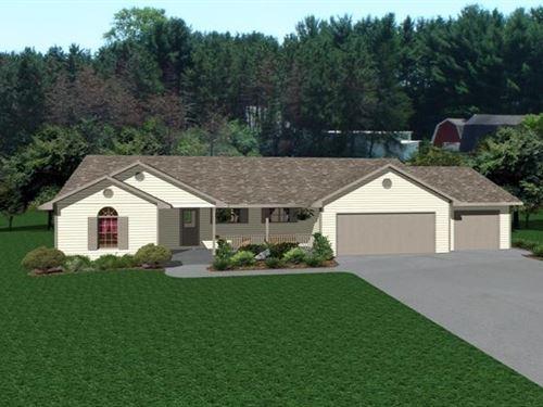 Lot 7.415 Acres Golf Course Access : Viroqua : Vernon County : Wisconsin