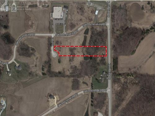 West Bend Buildable Lot Lot 2 : West Bend : Washington County : Wisconsin