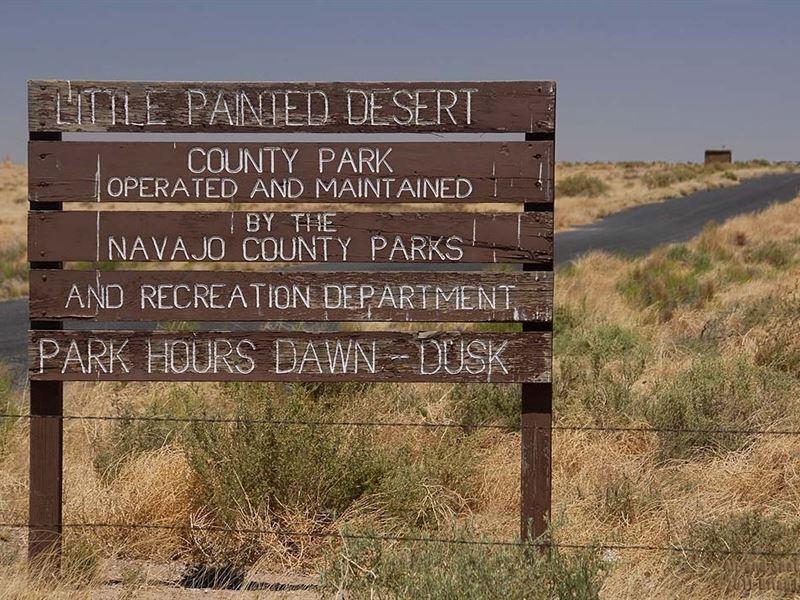 1.04 Acres In Holbrook, AZ : Holbrook : Navajo County : Arizona