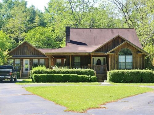 3 Bed, 2 Bath Home For Sale Riverfr : Seminary : Covington County : Mississippi