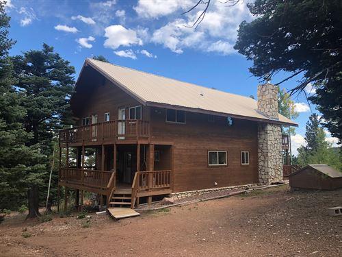 Green Leaf Cabin : Westcliffe : Custer County : Colorado