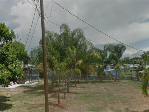 Okeechobee County, Fl $96,500 Neg : Okeechobee : Florida